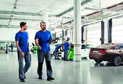 """Campaña de Bosch """"Todo incluido hasta 2022"""" para el taller"""