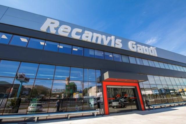 Recanvis Gaudi