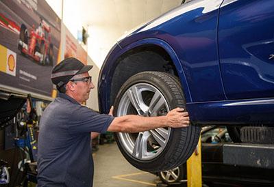 Los neumáticos detrás del 30% de incidencias mecánicas en invierno