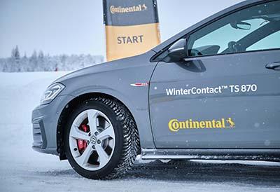 Neumático Conti invierno