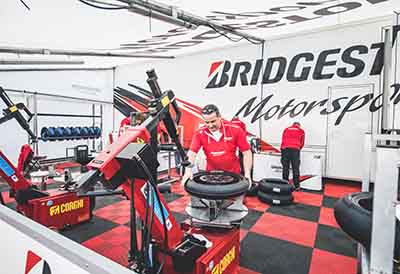 Bridgestone proveedor exclusivo de la Hawkers European Talent Cup