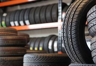 Sigue cayendo la importación de neumáticos asiáticos en el acumulado del año