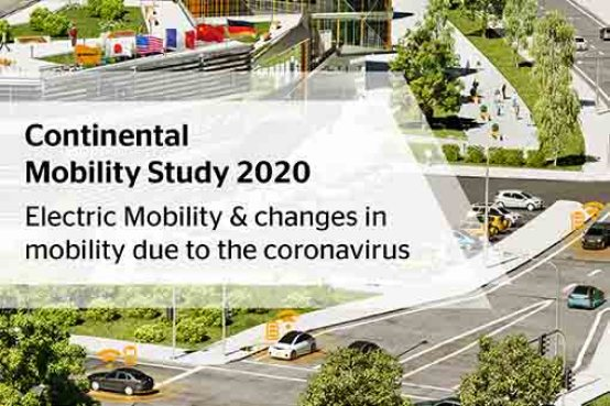Continental Mobility Study 2020