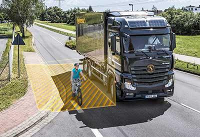 Continental lanza un novedoso sistema de asistencia de giro
