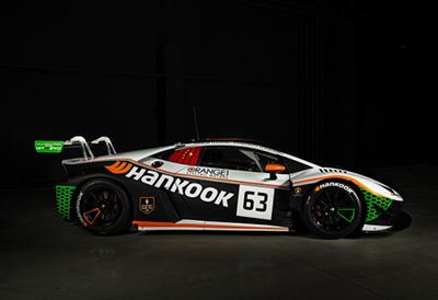 Nuevo equipo FFF Racing de Hankook para las 24 Horas ADAC Total
