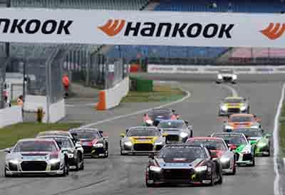 Hankook proveerá neumáticos a las series TCR