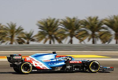 Pirelli celebra en Baréin su GP número 400 de Fórmula 1