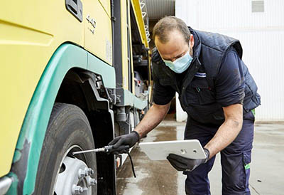 Los transportistas autónomos pueden ahorrar con buen mantenimiento