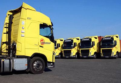 Michelin Connected Fleet ofrece soluciones de ahorro a su cliente Syrgroup