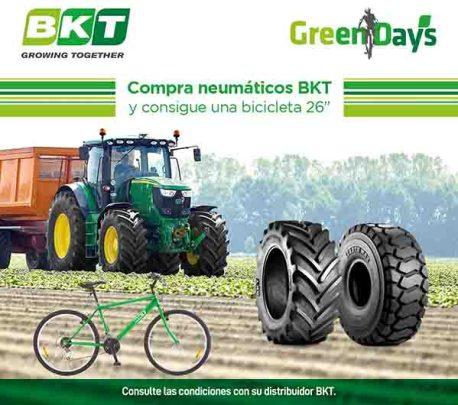 Promo BKT bike