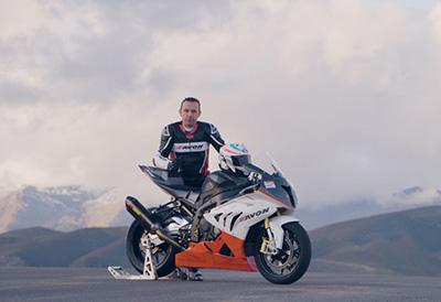 Avon Tyres moto