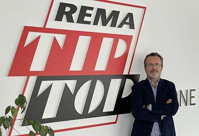 Rema Tip Top incorpora a Daniel Mesa como Responsable de Ventas de Producto