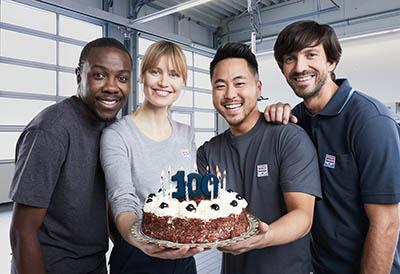 Bosch Car Service cumple 100 años