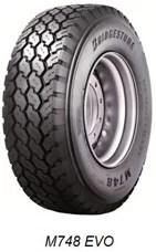 Pneu Bridgestone M748 EVO