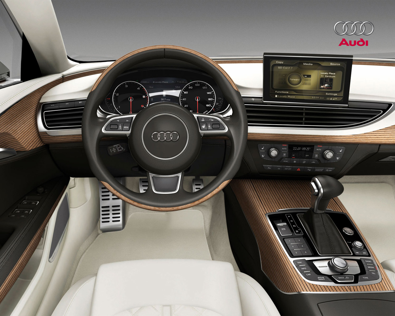 audi a7 sportback concept. Black Bedroom Furniture Sets. Home Design Ideas