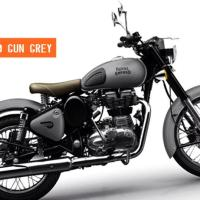 Royal Enfield Classic 350 GunMetal, Classic 500 Stealth black launched