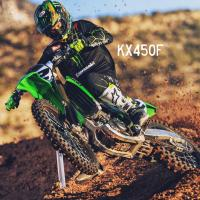2019 Kawasaki KX450F is priced at $9,299 (Changes)