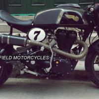 What are Royal Enfield J, P, Q, K platforms?