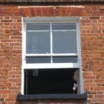 Ventana de apertura deslizante vertical o de guillotina