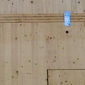 Panel contralaminado madera CLT