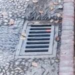 Imbornal, tragante o sumidero de una red de saneamiento