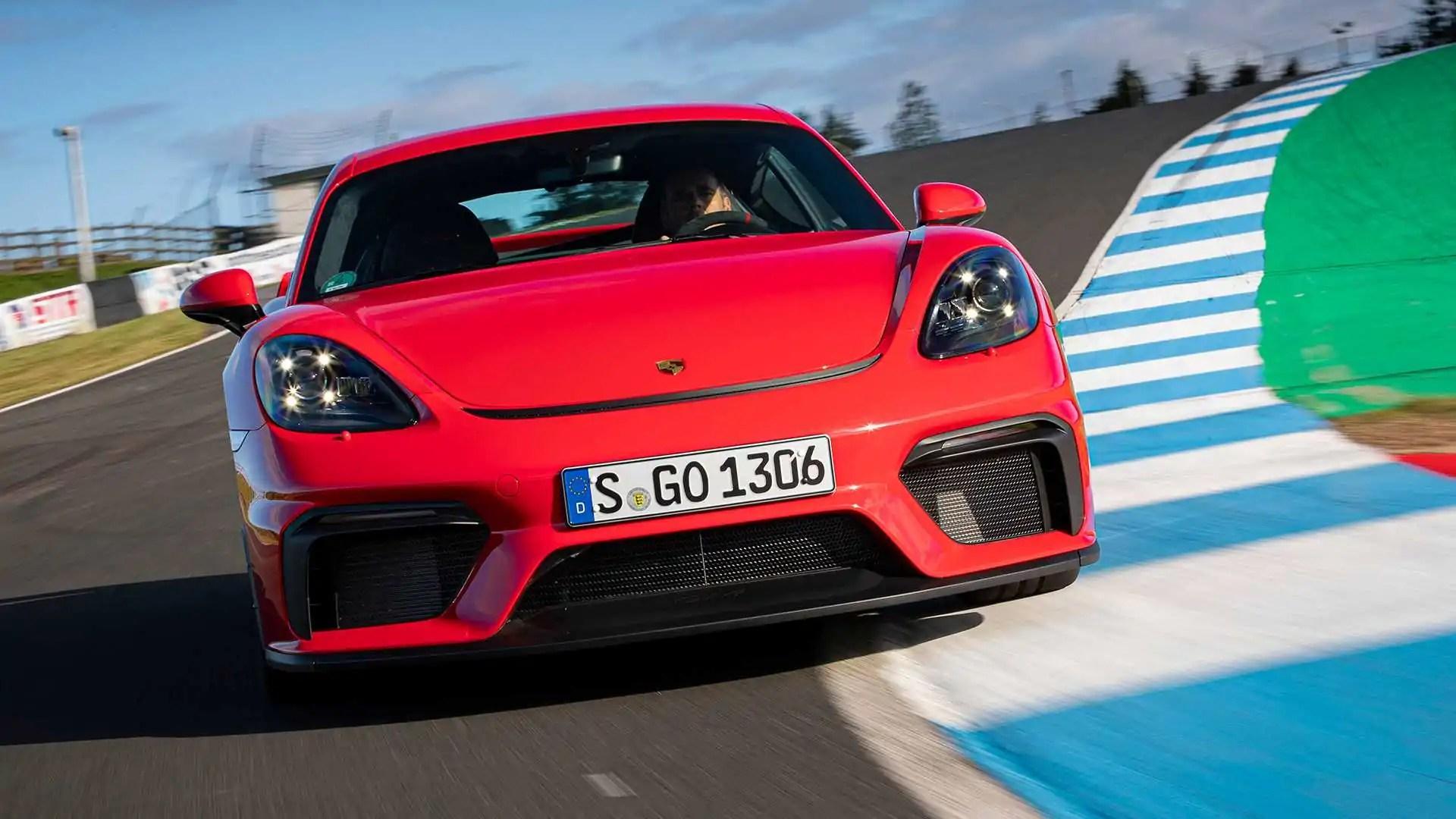La nuova Porsche Cayman GT4 RS sarà solo un sogno