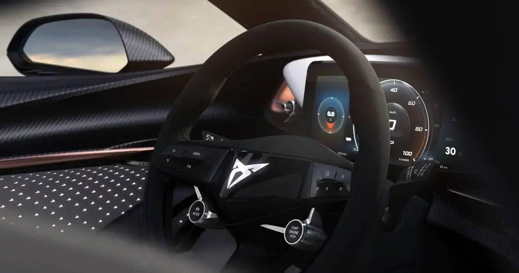 Cupra prepara il nuovo SUV Sportivo Elettrico