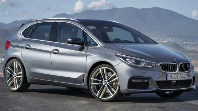 Nuova BMW Serie 2 2021 ecco come cambia la MPV
