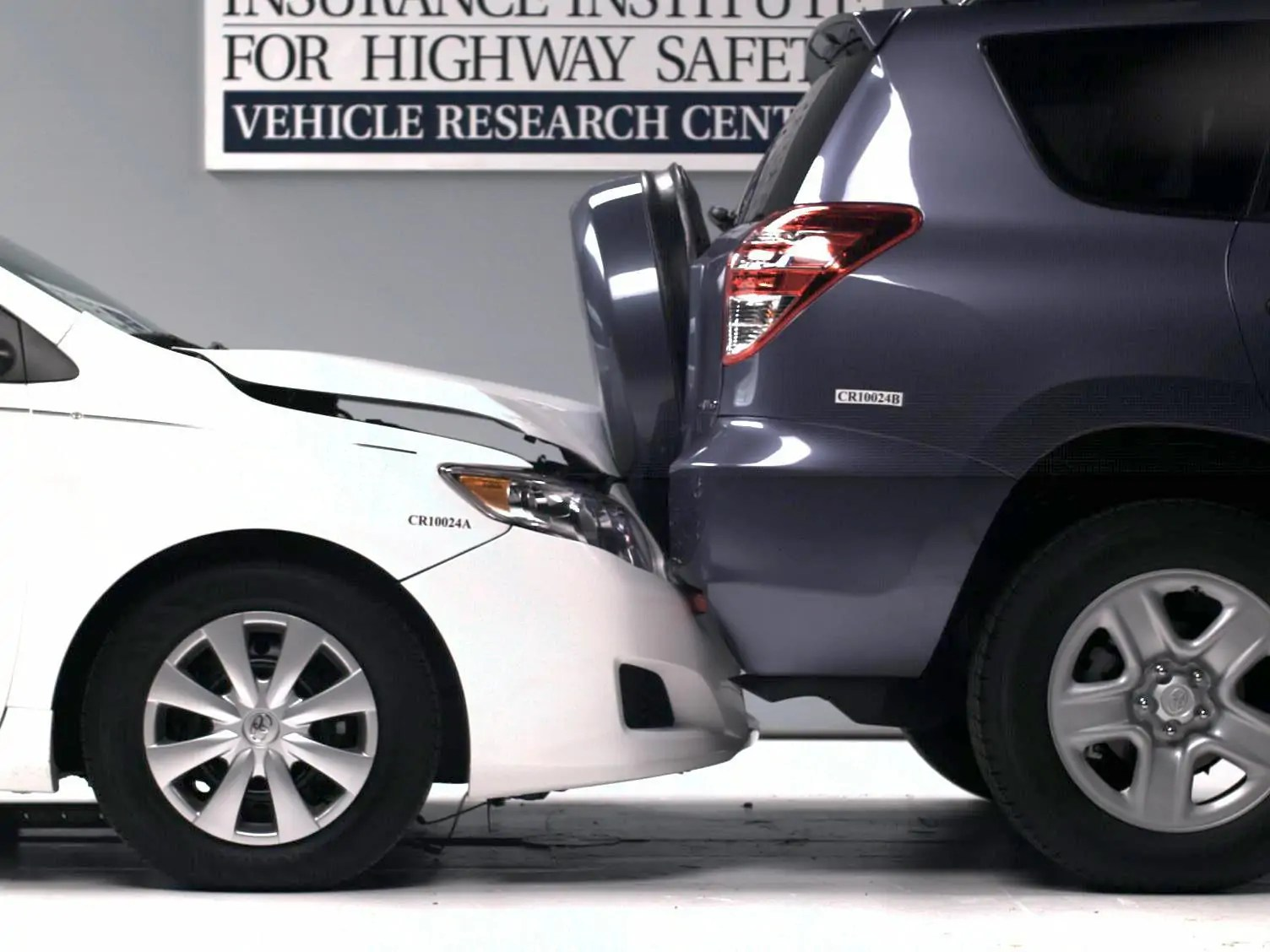 Auto più sicure negli incidenti con i SUV