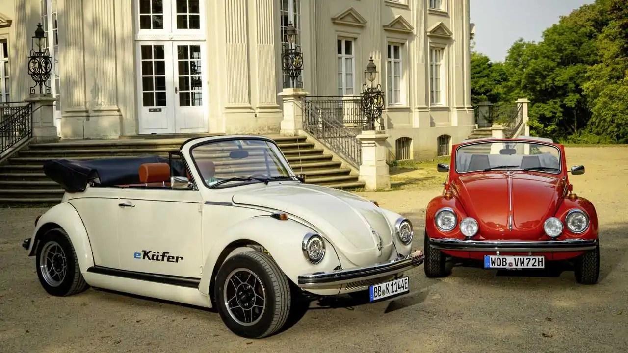 Le Auto classiche convertite in elettriche non hanno Valore