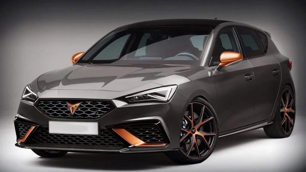 Nuova Seat Leon 2020, i Rendering della CUPRA ibrida ...