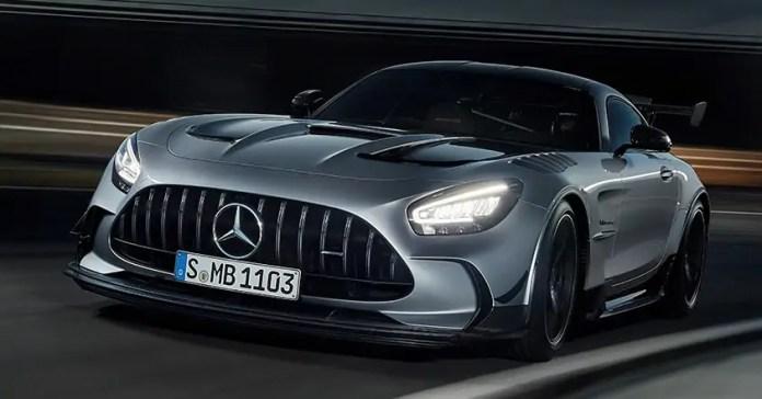 Nuova Mercedes-Benz AMG GTR 2021, dati tecnici della Black Series