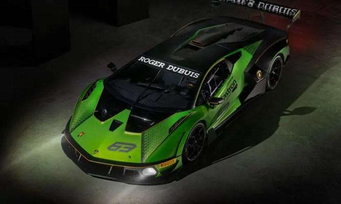 Lamborghini Essenza SCV12, la Supercar da sogno è solo per la Pista