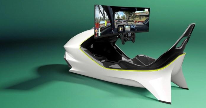 ESports: il simulatore Aston Martin limitato a 150 pezzi