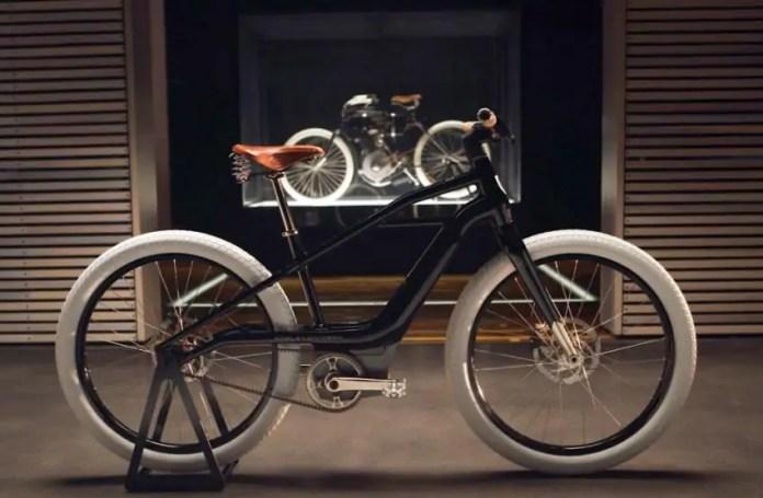 Harley-Davidson presenta la sua gamma di ebike