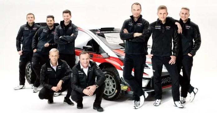 Dal 2021 Tommi Mäkinen sarà consulente Toyota per il Motorsport
