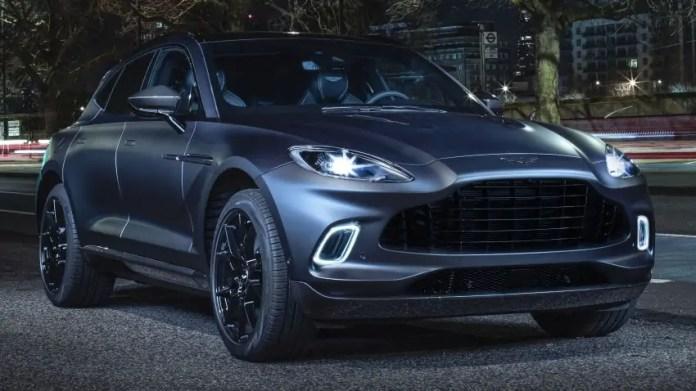 Aston Martin: 10 Modelli entro il 2022