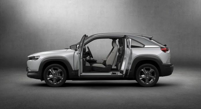 Mazda: ritorna il Motore Rotativo è Range Extender della Mx-30