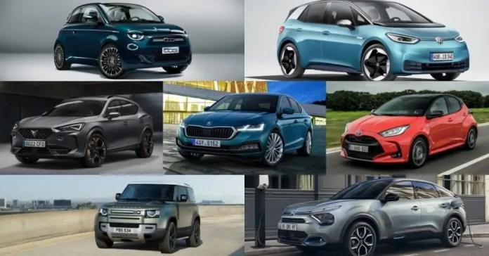 Auto dell'Anno 2021, ecco le 7 Finaliste