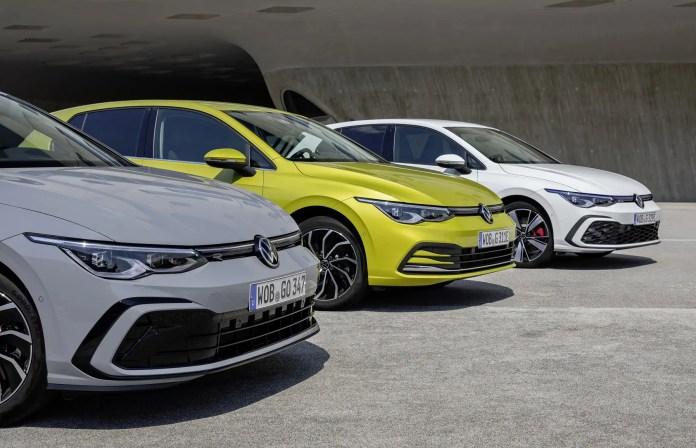 L'Auto più venduta in Europa? Vince VW Golf