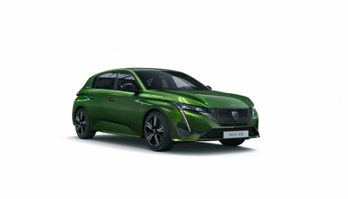 Nuova Peugeot 308 2022, Design, Motori, Dettagli