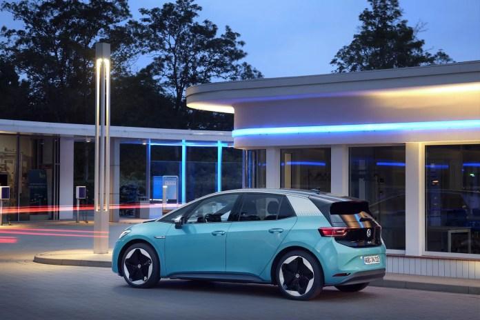 Volkswagen ID.3, parte la produzione in Cina