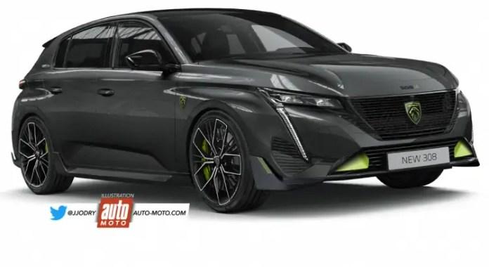 Nuova Peugeot 308 PSE 2022, addio GTi arriva il motore Ibrido