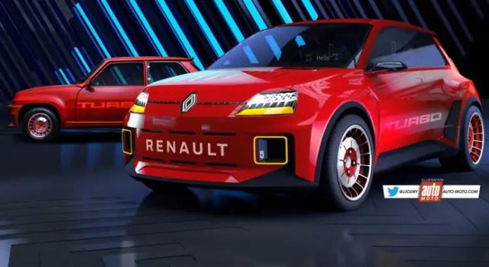 Nuova Renault 5 Turbo 2022, il Ritorno elettrico senza turbina?