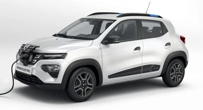 Dacia Spring supera il test dell'alce
