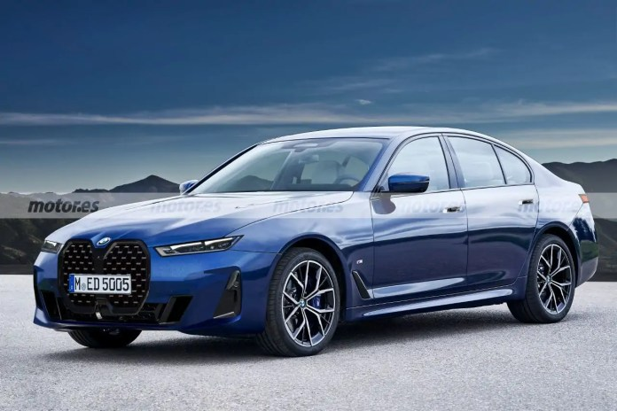 Nuova BMW Serie 5 2023, come cambia in Rendering