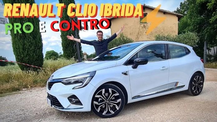 Renault Clio E-Tech 140 CV Full Hybrid   PRO & CONTRO [VIDEO]