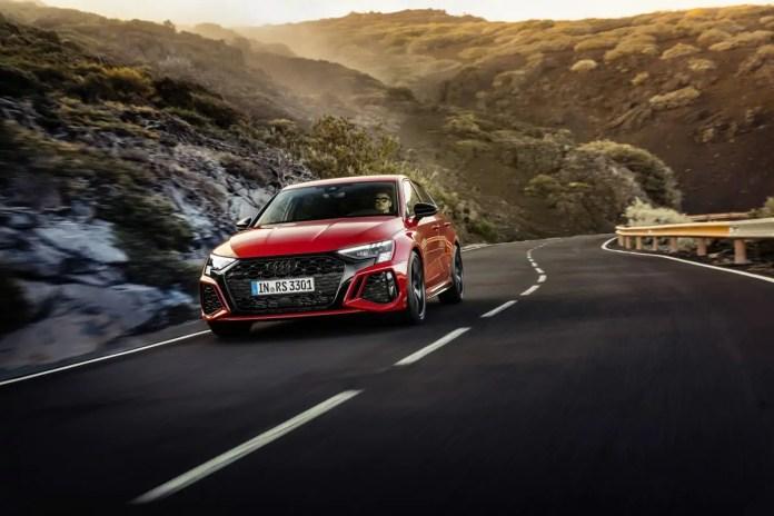 Nuova Audi RS3 2021, Dati tecnici, Foto e Anticipazioni