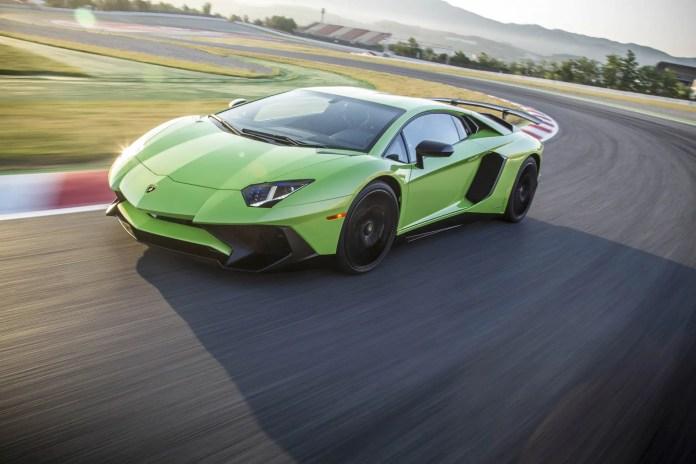 Addio Lamborghini Aventador ultima versione in Arrivo