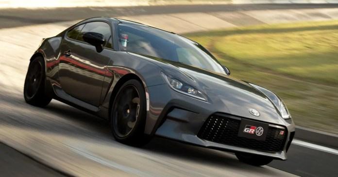 Nuova Toyota GR86 arriva in Gran Turismo Sport [VIDEO]